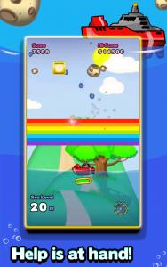 Mr Gunboat Bonus Rainbow Shield