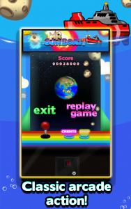 Mr Gunboat Classic Arcade Action